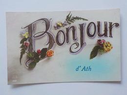 1923 CP Bonjour D' Ath - Ath