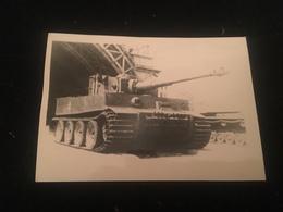 Top Rare Photo Foto Panzer Allemand Ww2 Militaria - 1939-45