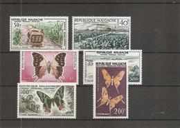 Madagascar ( PA 78/83 XXX -MNH) - Madagascar (1960-...)