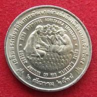 Thailand 20 Baht 1995 / 1996 Y#  335 Fao F.a.o. Lt 487  Tailandia Thailande - Thaïlande