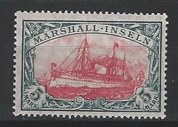 Marshall-Inseln Mi 27 BI  * MH - Colonia: Islas Marshall
