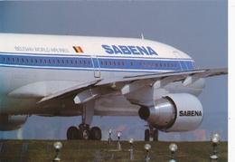 CP - Avion - Vliegtuig - Sabena - Airbus A310-300 - OO-XXX - Aviation