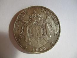 France 5 Francs 1856 BB - France