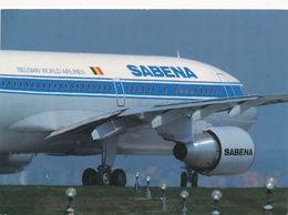 CP - Avion - Vliegtuig - Sabena - Airbus A310-300 - OO-XXX - Autres