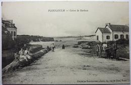 GRÈVE DE KERBRAT - PLOUGOULM - France