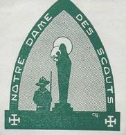 Notre Dame Des Scouts. - Santini
