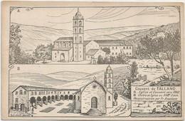 CORSE CPA  Couvent De Tallano - Autres Communes