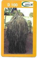 @+ Gambie -Gamcel D100 - 12/12/2004 - Ref : GM-GCL-REF-0010_0412 - Gambia