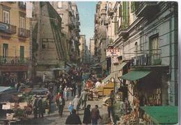 Napoli - Caratteristica Strada Della Vecchia Città - H5150 - Napoli