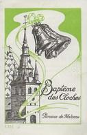 Baptême Des Cloches. Paroisse De Malonne. 1943 - Imágenes Religiosas