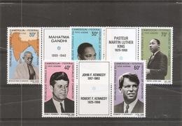 Cameroun  ( PA 122/127 XXX -MNH) - Cameroon (1960-...)