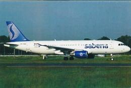 CP - Avion - Vliegtuig - Sabena - Airbus A320-214 - OO-SNG - Aviation