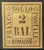 ROMAGNA 1859 - MLH - Sc# 2 - 2b - Romagne