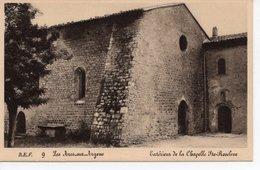 LES ARCS SUR ARGENS - EXTÉRIEUR DE LA CHAPELLE SAINTE ROSELINE - Les Arcs