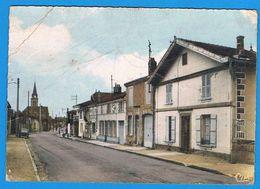 VILLIERS En LIEU  52  La Grande Rue ( Un Peu Sale ) - Frankrijk