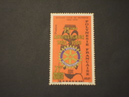POLINESIA - 1979 ROTARY - NUOVO(++) - Polinesia Francese