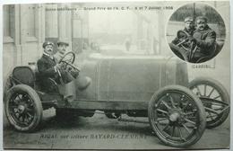 RIGAL SUR VOITURE BAYARD-CLÉMENT - Sport Automobile