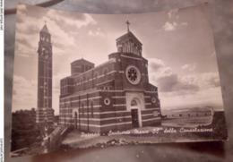 Paterno VIAGGIATA 1957 Santuario Maria SS Della Consolazione CATANIA - Catania