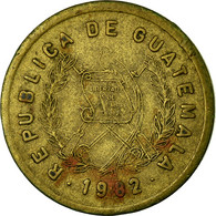 Monnaie, Guatemala, Centavo, Un, 1982, TB+, Laiton, KM:275.4 - Guatemala