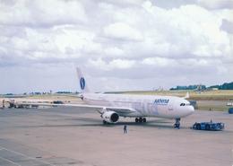 CP - Avion - Vliegtuig - Sabena - Airbus A330-xxx - OO-xxx - Aviazione
