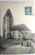 L'ÉGLISE - BOISSY MAUVOISIN - Frankreich