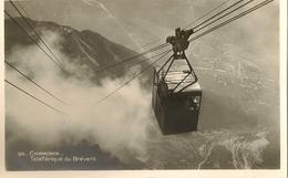 74 CHAMONIX MONT BLANC CABINE DU TELEPHERIQUE DU BREVENT Editeur GAY COUTTET 59 - Chamonix-Mont-Blanc