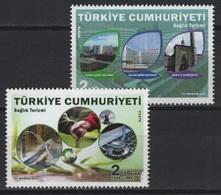 Turkey (2019) - Set -  /  Health - Sante - Salud - Tourism - Médecine