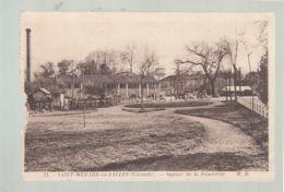 CPA - 33 - Saint-Médard-en-Jalles  -  Square De La Poudrerie - Francia