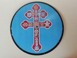 Pitcher Disque 78 Tours, Général Leclerc, Tchad-Rochambeau, Double Face, Music - 78 Rpm - Gramophone Records