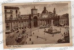 NAPOLI - Annullo A Targhet La Lotteria Esposizione Roma Vi Farà Milionari - Storia Postale - Napoli (Naples)