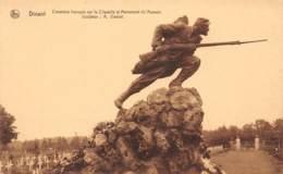 """DINANT - Cimetière Français Sur La Citadelle Et Monument """"L'Assaut"""" - Dinant"""