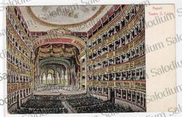 NAPOLI - Teatro - Napoli