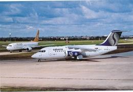 CP - Avion - Vliegtuig - Sabena - Avro RJ85 - OO-DJP - Aviation