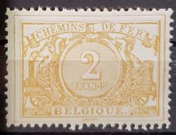 BELGIUM 1897 - MLH - Sc# Q24 - 2F - 1895-1913