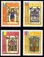 LIECHTENSTEIN 1996 Nr 1141-1144 Postfrisch S54557E - Liechtenstein