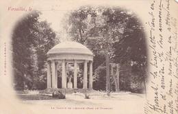 CPA Versailles - Le Temple De L'Amour - Parc Le Trianon - 1901  (43098) - Versailles (Château)