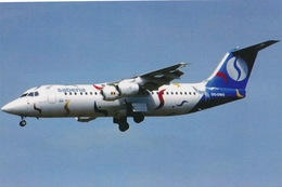 CP - Avion - Vliegtuig - Sabena - Avro RJ100 - OO-DWD - Aviation