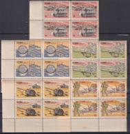1965.133 CUBA 1965. Ed.1214-18. MNH MUSEO DE LA REVOLUCION. LIGERAS MANCHAS. - Cuba