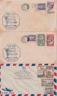 1951-FDC-163 CUBA REPUBLICA. 1951. FDC CENTENARIO DE LA BANDERA - FDC