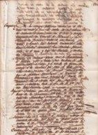 E6310 CUBA SPAIN 1844 DOMINGO GOICURIA FOUNDATION TRADE COMPANY. - Manuscripts