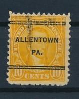 USA Precancel Vorausentwertung Preo -Allentown PA- Siehe Scan - Vereinigte Staaten