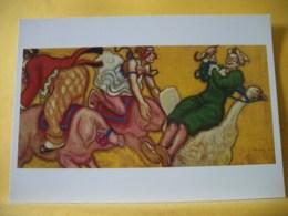 B21 5149 CPM - DAVID-OSSIPOVITCH WIDHOPFF (1867-1933) PARADE BURLESQUE, 1924. MUSEE MUNICIPAL DE L'EVECHE DE LIMOGES - Paintings