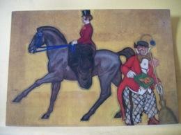 B21 5157 CPM - DAVID-OSSIPOVITCH WIDHOPFF (1867-1933) L'AMAZONE 1924. MUSEE MUNICIPAL DE LIMOGES - Paintings