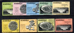 ETP404 - HONDURAS 1964 , Posta Aerea Serie N. 312/320  ***  MNH . Olimpiadi Tokyo - Honduras