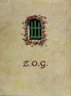 Bols Z.o.g. (zeer Oude Genever) (genièvre) - Vers 1960 - Cuisine & Vins
