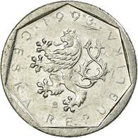 Monnaie, République Tchèque, 20 Haleru, 1993, TB+, Aluminium, KM:2.1 - Tschechische Rep.