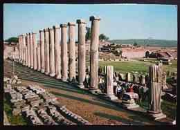 IZMIR - Roma Harabeleri - Roman Ruins - Turkey - Vg - Turchia