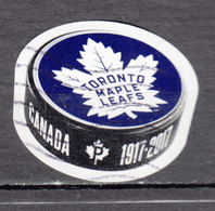 #18, Canada, Hockey, Forme - Oblitérés