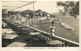 """CPSM FRANCE 13 """"Marseille, Le Prophète Vu De La Réserve"""" - Otros"""
