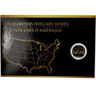 Monnaie, États-Unis, Quarter, 2007, U.S. Mint, Philadelphie, FDC, Copper-Nickel - 1999-2009: State Quarters